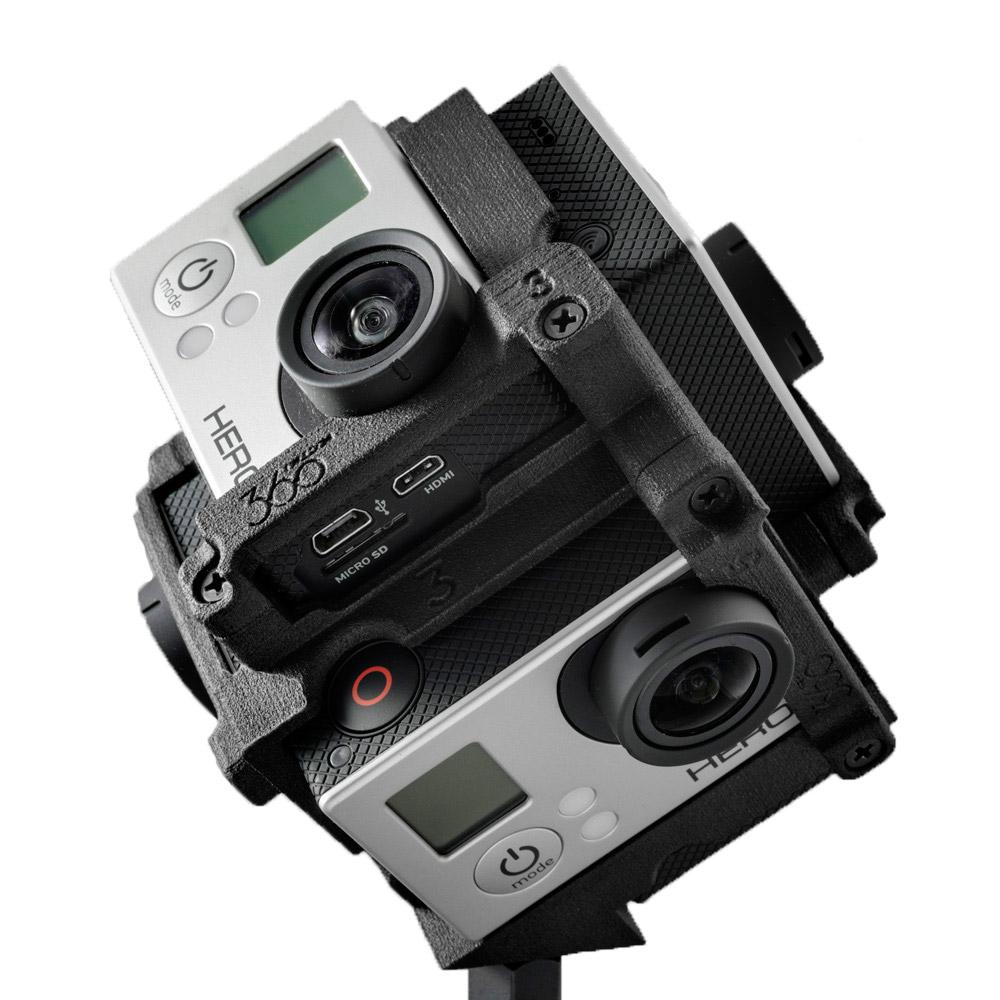 freedom360 mount inkl kameras 360 grad kamera verleih. Black Bedroom Furniture Sets. Home Design Ideas