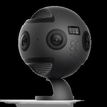Insta360 Pro - 360° VR 3D in 8K